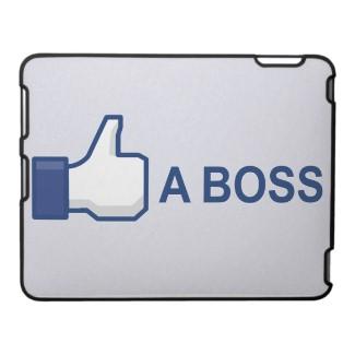 Like or +1 like a BOSS!
