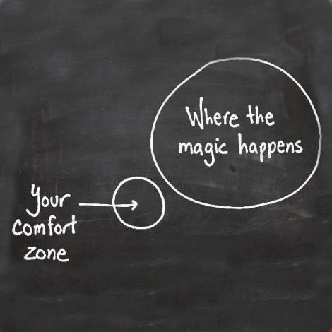 ParallelLiving | Rinsed Bliss | Your comfort zone. Where the magic happens!